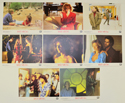Black Widow <p><a> Set of 8 Original Lobby Cards / Colour Front Of House Stills </i></p>
