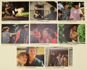 Boy Who Could Fly (The) <p><a> Set of 8 Original Lobby Cards / Colour Front Of House Stills </i></p>