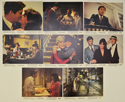 Kiss Me Goodbye <p><a> Set of 8 Original Lobby Cards / Colour Front Of House Stills </i></p>