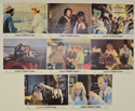 Loose Connections <p><a> Set of 8 Original Lobby Cards / Colour Front Of House Stills </i></p>