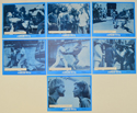 Force Five <p><a> 7 Original Lobby Cards / Colour Front Of House Stills </i></p>