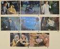 Lady Chatterley's Lover <p><a> Set of 8 Original Lobby Cards / Colour Front Of House Stills </i></p>