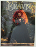 Brave <p><i> Original 26 Page Cinema Exhibitors Colour Press Review Brochure </i></p>