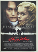 Sleepy Hollow <p><i> Original Cinema Synopsis / Credits Booklet </i></p>
