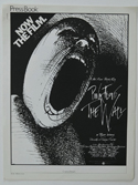 Pink Floyd The Wall <p><i> Original 6 Page Cinema Exhibitor's Campaign Press Book </i></p>