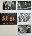 Sleepers <p><i> Original Press Kit with 4 Black & White Stills </i></p>