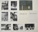 Beach (The) <p><i> Original Press Kit with 7 Black & White Stills </i></p>