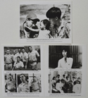 Good Morning Vietnam <p><a> 3 Original Black And White Press Stills </i></p>