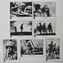 Hamburger Hill <p><a> 7 Original Black And White Press Stills </i></p>