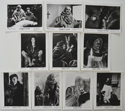 Name Of The Rose (The) <p><a> 10 Original Black And White Press Stills </i></p>