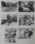 Pee Wee's Big Adventure <p><a> 6 Original Black And White Press Stills </i></p>