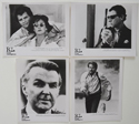 P.I. Private Investigations <p><a> 4 Original Black And White Press Stills </i></p>