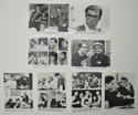 Stand And Deliver <p><a> 8 Original Black And White Press Stills </i></p>