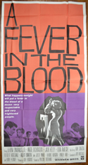 A FEVER IN THE BLOOD – 3 Sheet Poster