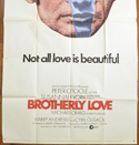 BROTHERLY LOVE – 3 Sheet Poster (BOTTOM)