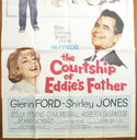 THE COURTSHIP OF EDDIE'S FATHER – 3 Sheet Poster (BOTTOM)