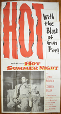 HOT SUMMER NIGHT – 3 Sheet Poster