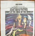 THE LIGHT AT THE EDGE OF THE WORLD – 3 Sheet Poster (TOP)