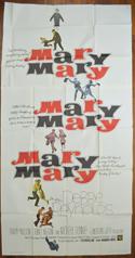 MARY, MARY – 3 Sheet Poster