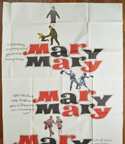MARY, MARY – 3 Sheet Poster (TOP)