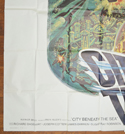 CITY BENEATH THE SEA – 6 Sheet Poster – BOTTOM Left
