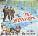 THE HUNTERS – 6 Sheet Poster
