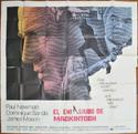 THE MACKINTOSH MAN – 6 Sheet Poster