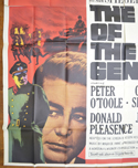 THE NIGHT OF THE GENERALS – 6 Sheet Poster – BOTTOM Left
