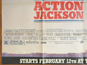 ACTION JACKSON – Subway Poster – BOTTOM Left