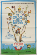Dog Who Stopped The War (The) / Rupert The Bear And The Frog Song
