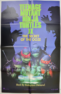 Teenage Mutant Ninja Turtles II : The Secret Of The Ooze