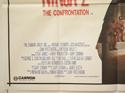 AMERICAN NINJA 2 (Bottom Left) Cinema Quad Movie Poster