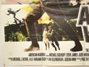 AMERICAN WARRIOR (Bottom Left) Cinema Quad Movie Poster