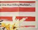 AMERICAN WARRIOR (Top Right) Cinema Quad Movie Poster