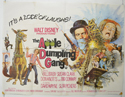 THE APPLE DUMPLING GANG Cinema Quad Movie Poster