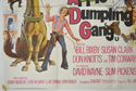 THE APPLE DUMPLING GANG (Bottom Left) Cinema Quad Movie Poster