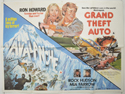 Avalanche / Grand Theft Auto <p><i> (Double Bill) </i></p>
