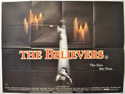 THE BELIEVERS Cinema Quad Movie Poster