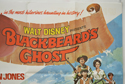 BLACKBEARD'S GHOST / OLD YELLER (Top Right) Cinema Quad Movie Poster