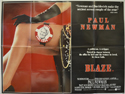 BLAZE Cinema Quad Movie Poster