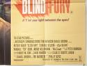 BLIND FURY (Bottom Right) Cinema Quad Movie Poster