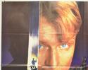 BLIND FURY (Top Left) Cinema Quad Movie Poster