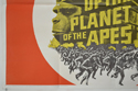 CONQUEST OF THE PLANET OF THE APES (Bottom Left) Cinema Quad Movie Poster