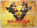 DRACULA DEAD AND LOVING IT Cinema Quad Movie Poster