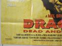 DRACULA DEAD AND LOVING IT (Bottom Left) Cinema Quad Movie Poster