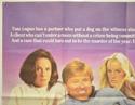 LEGAL EAGLES (Top Left) Cinema Quad Movie Poster