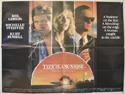 TEQUILA SUNRISE Cinema Quad Movie Poster