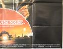 TEQUILA SUNRISE (Bottom Right) Cinema Quad Movie Poster