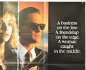 TEQUILA SUNRISE (Top Right) Cinema Quad Movie Poster
