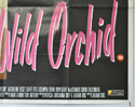 WILD ORCHID (Bottom Right) Cinema Quad Movie Poster